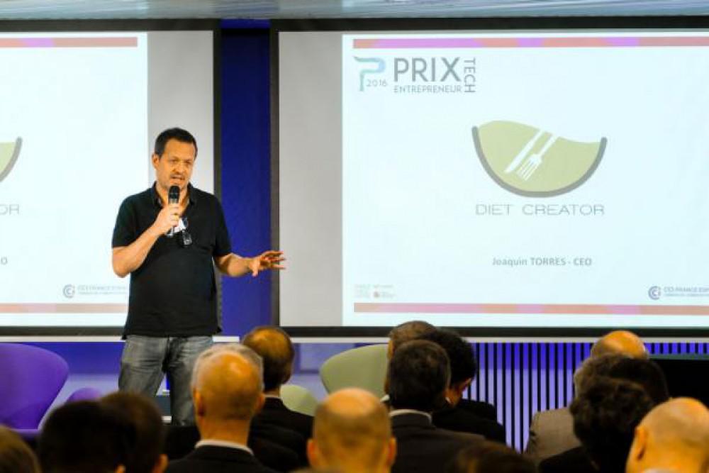 I Prix Entrepreneur Tech