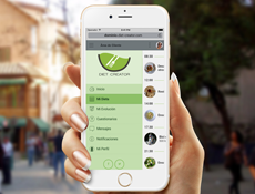 La App de Diet Creator